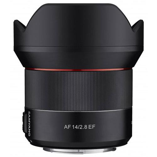 Samyang AF 14mm f/2.8 Lens for Canon EF