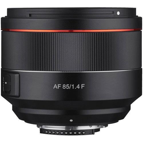 Samyang AF 85mm f1.4 Lens Nikon F Mount