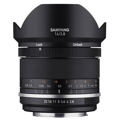 Samyang MF 14mm F2.8 MK2 Lens for Nikon AE