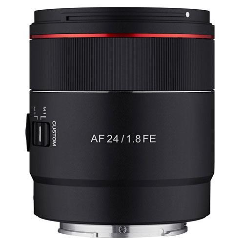 Samyang AF 24mm F1.8 Lens Sony FE