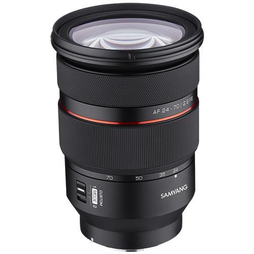 Samyang AF 24-70mm F2.8 Lens - Sony FE