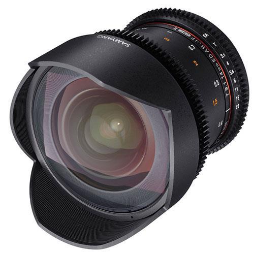 Samyang 14mm T3.1 VDSLR II Lens Sony E Mount