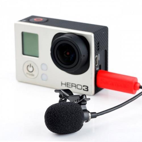 Saramonic SR-GMX1 Lavalier Microphone for GoPro