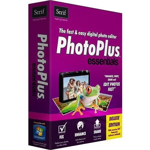 Serif Photoplus Essentials Software