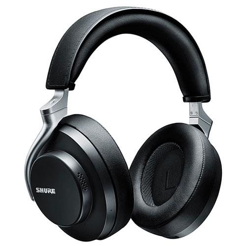 SHURE Aonic 50 Wireless Noise Cancelling Headphones in Black