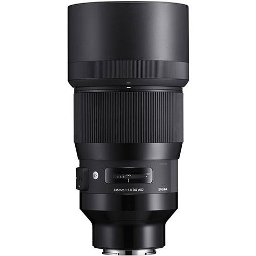 Sigma 135mm f/1.8 DG HSM I Art Lens for Sony E-Mount