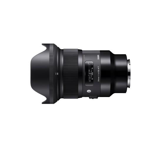 Sigma 24mm f1.4 DG HSM I A Lens - SONY E Mount