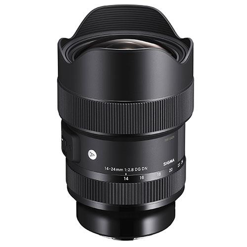 Sigma 14-24mm F/2.8 DG DN Lens Sony E-Mount