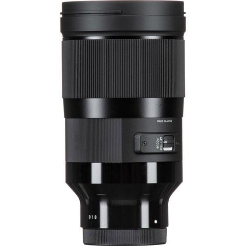 Sigma 40mm F1.4 DG HSM A Lens - Canon EF