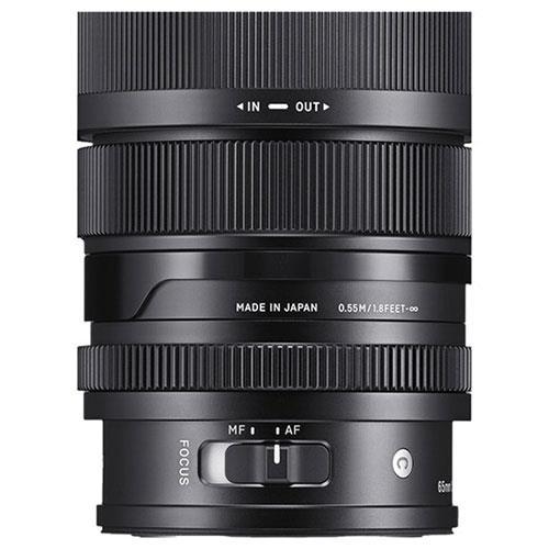 Sigma 35mm F2 DG DN C Lens - Sony E-Mount