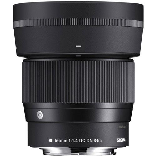 Sigma 56mm F/1.4 DC DN C Lens - Canon EF-M Mount