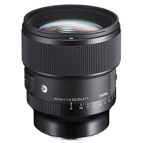Sigma 85mm F1.4 DG DN Art Lens Sony E-Mount