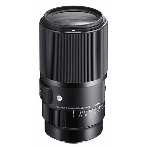 Sigma 105mm F2.8 DG DN Macro Art Lens Sony E-Mount