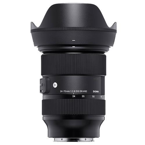 Sigma 24-70mm F2.8 DG DN Art Lens Sony E-mount