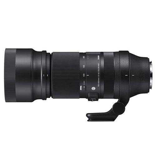 Sigma 100-400mm F5-6.3 DG DN OS Lens - Sony E-Mount