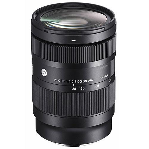 Sigma 28-70mm F2.8 DG DN C Lens