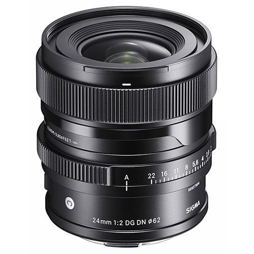 Sigma 24mm f2 DG DN C Lens L-Mount