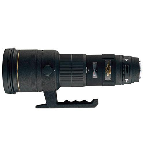 Sigma 500mm f/4.5 EX DG HSM Lens for Canon