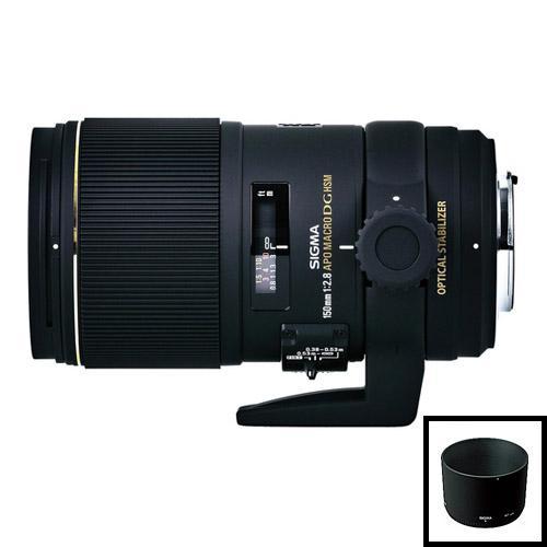 Sigma 150mm f2.8 EX OS DG Macro Lens - Canon AF