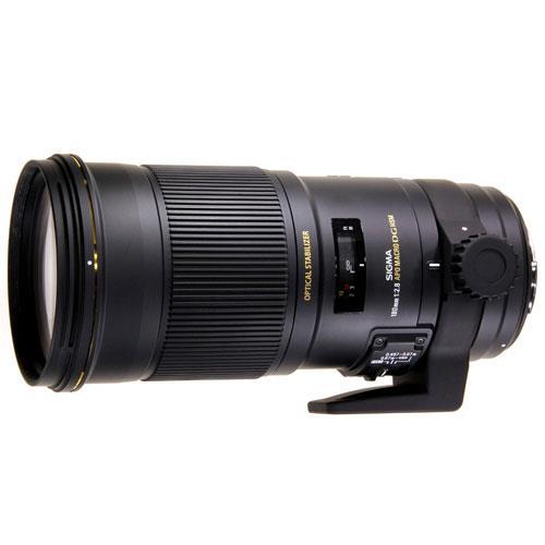Sigma 180mm f/2.8 APO Macro EX DG OS HSM Lens (Canon Fit)