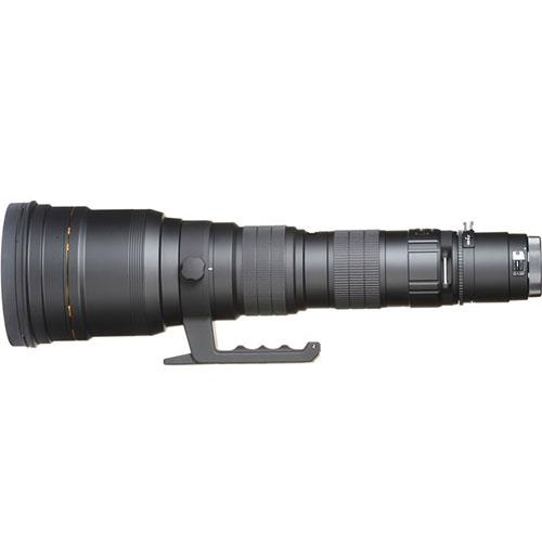 Sigma 300-800mm f/5.6 EX APO DG HSM Lens for Canon