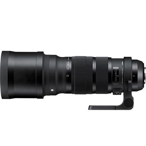 Sigma 120-300mm f/2.8 EX DG OS HSM Lens - Canon AF
