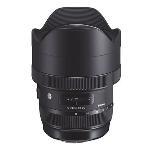 Sigma 12-24mm f4 DG HSM Lens for Canon