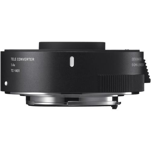 Sigma 1.4x Teleconverter TC-1401 (Canon AF)