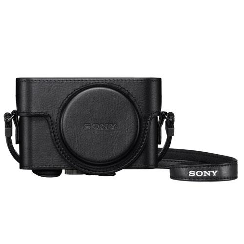 Sony Case for Sony RX100/RX100 MKII/RX100 MKIII LCJ-RXF
