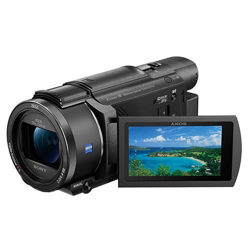 Sony AX53 4K Handycam Camcorder