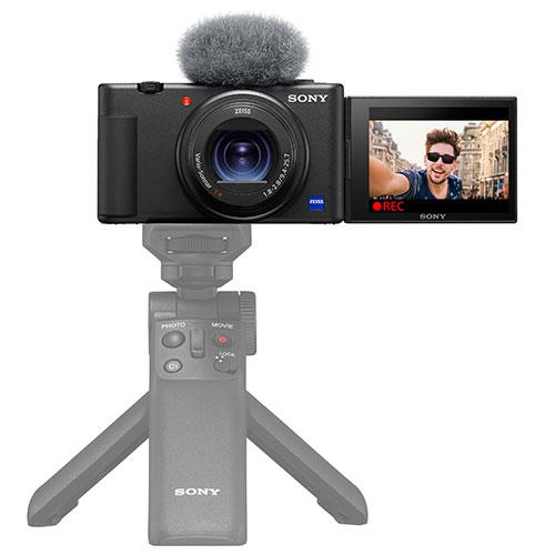 Sony ZV-1 Compact Vlogger Camera