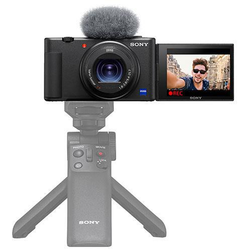 Sony ZV-1 Compact Vlogger Camera - Ex Display