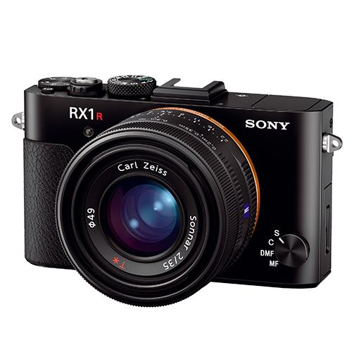 Sony Cyber-shot DSC-RX1R MKII Digital Compact Camera