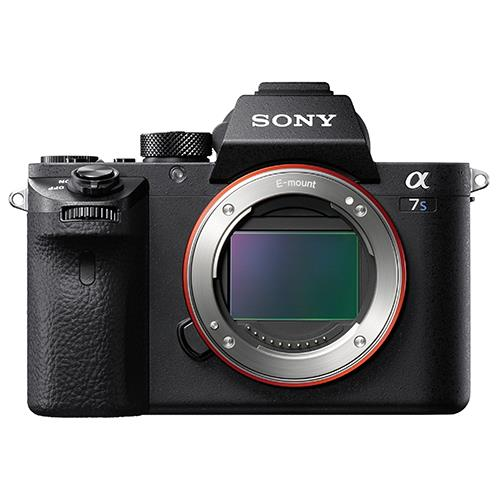 Sony Alpha a7S II Compact System Camera Body