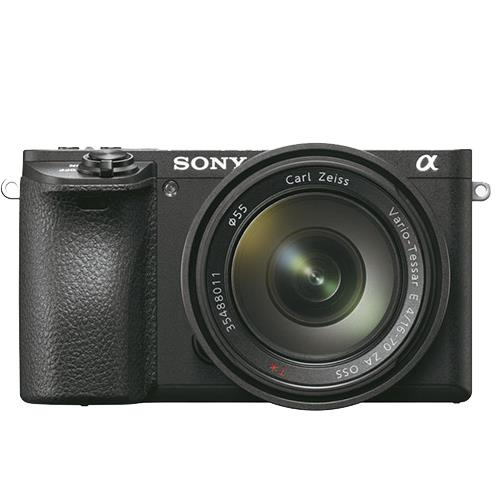 Sony A6500 Mirrorless Camera with 16-70mm Lens