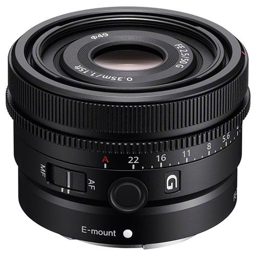 Sony FE 50mm F2.5 G Lens