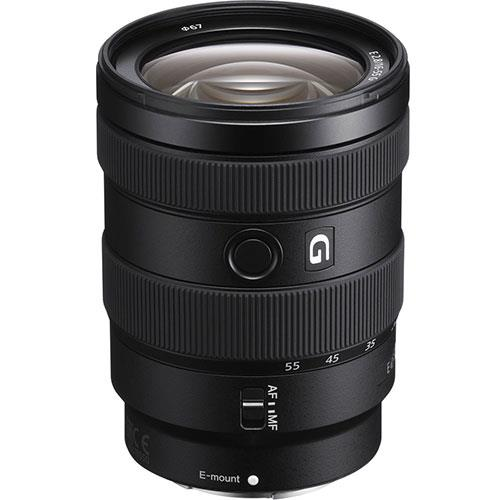 Sony E16-55mm F2.8 G Lens