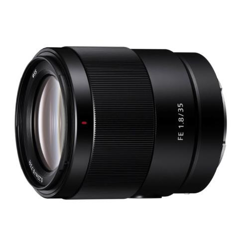 Sony 35mm F/1.8 FE Mount Lens