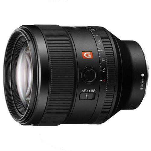 Sony FE 85mm f/1.4 GM Lens - Ex Display