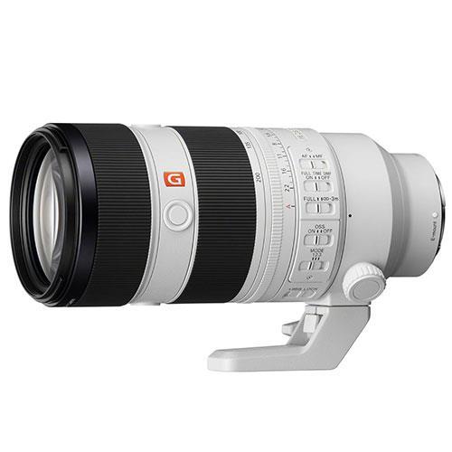Sony 70-200mm F2.8 GM OSS II Lens