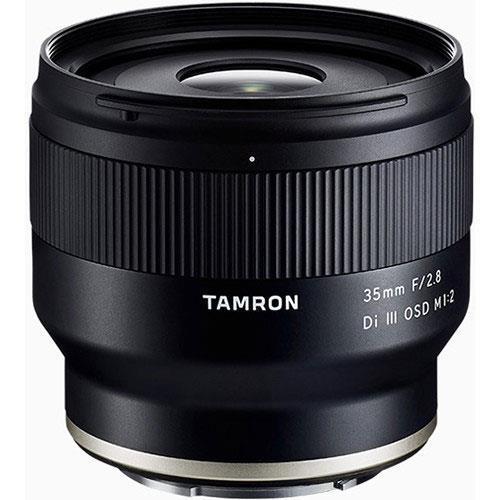 Tamron 35mm F/2.8 DI III OSD Macro Lens - Sony FE