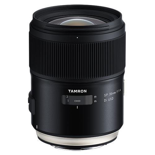 Tamron SP 35mm F/1.4 Di USD Lens - Canon EF