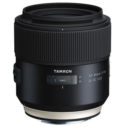 Tamron SP 85mm f/1.8 Di VC USD Lens - Canon