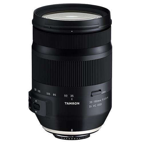 Tamron 35-150mm F/2.8-4 Di VC OSD Lens Canon EF