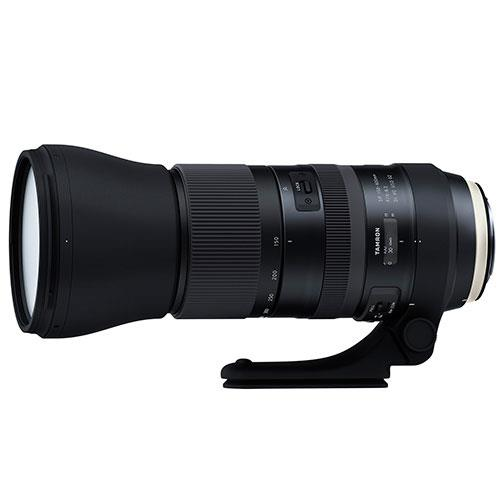 Tamron 150-600mm f/5-6.3 Di VC USD G2 Lens for Nikon - Ex Display
