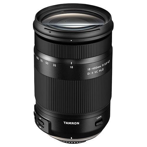Tamron 18-400mm f/3.5-6.3 Di II VC HLD Lens for Nikon - Ex Display