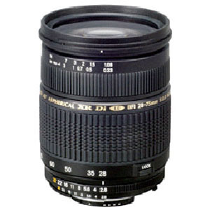 Tamron SP AF 28-75mm f/2.8 XR Di LD Aspherical IF Macro (Canon Fit)