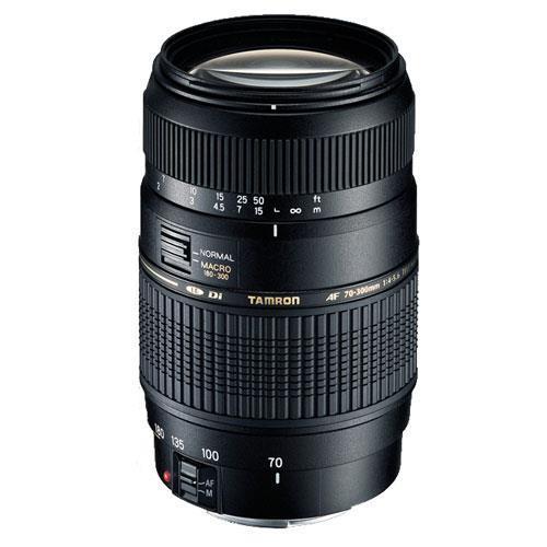 Tamron AF 70-300mm f/4-5.6 Di LD Macro Lens (Nikon AF)