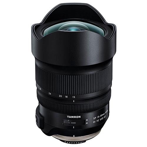Tamron SP 15-30mm G2 f/2.8 Di VC USD Lens for Canon