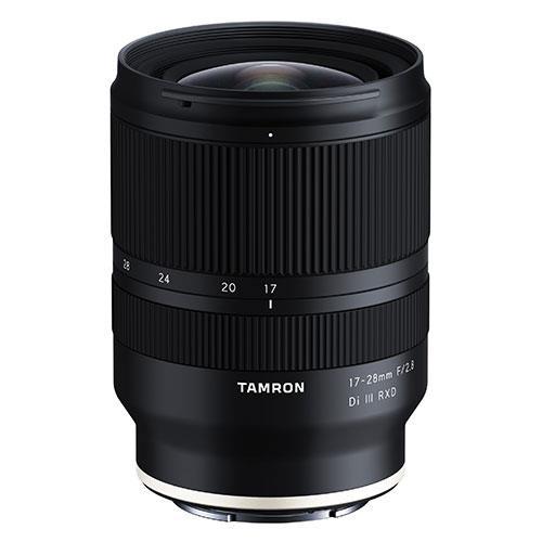 Tamron 17-28mm F/2.8 Di III RXD Lens Sony FE